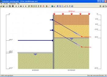 Program de proiectare Pereti mulati si Ziduri de sprijin - Software proiectare
