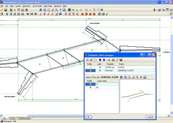 Program de proiectare Podete dalate - Software proiectare