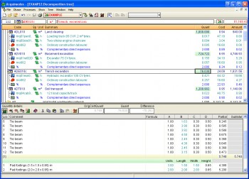 Program de management de proiect Arquimedes - Software proiectare