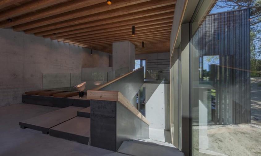 Villa-Meijendel-by-VVKH-architecten-4-1020x610 - Casa din lemn si metal, cu zero consum de energie