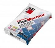 Adeziv flexibil superior alb - Baumacol FlexMarmor - Adeziv pentru placari