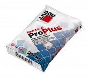 Adeziv pentru placaje ceramice portelanate la interior - Baumacol ProPlus - Adeziv pentru placari