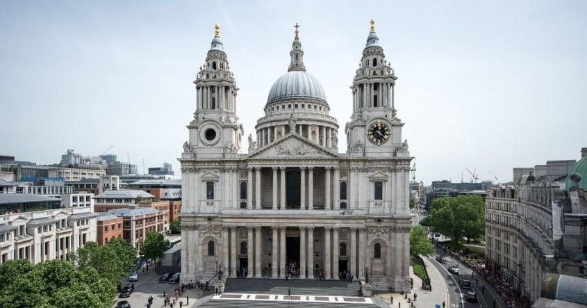 Catedrala Sf. Paul, Londra - Lectia de arhitectura - emblemele stilului baroc