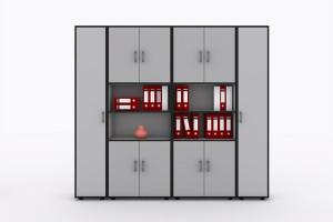 Ansamblu dulapuri CEND06_40 CEND64_80 - Solutii complete operationale - program CENTRINO