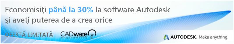 Treceti la un abonament Autodesk cu pana la 30% reducere - Treceți la un abonament Autodesk