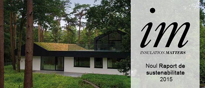 Raportul de sustenabilitate Knauf Insulation 2015 - Raportul de sustenabilitate Knauf Insulation 2015