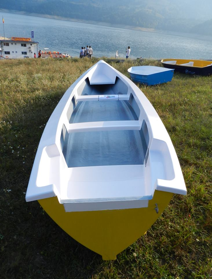 Model ambarcatiune: LOTCA - Expozitia de barci - Criber Nautics