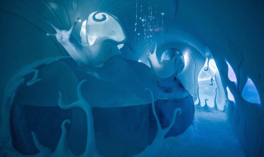 ICEHOTEL - ICEHOTEL, primul hotel de gheață, reconstruit și redeschis - cum arată în 2017?