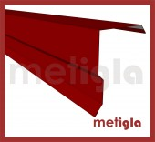 Bordura fronton - Accesorii si componente pentru tigla metalica - METIGLA