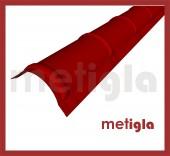 Coama rotunda - Accesorii si componente pentru tigla metalica - METIGLA