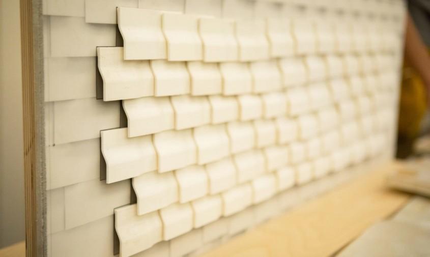 Arhitectii fac experimente cu teracota pentru a combate schimbarile climatice - Arhitecții fac experimente cu teracotă