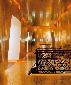 Mozaic sticla Bisazza colectia Colors 10 oro bis - Mozaic