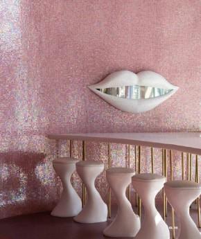 Mozaic sticla Bisazza colectia Colors 20 - Mozaic