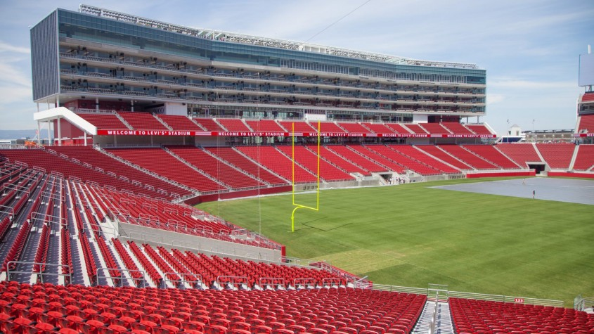 Stadioane pentru evenimentul Super Bowl ale trecutului prezentului și viitorului - Stadioane pentru evenimentul Super Bowl