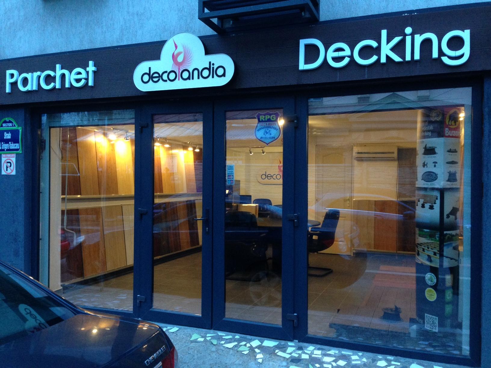 Magazin de parchet inaugurat de Decolandia in Bucuresti - Magazin de parchet inaugurat de Decolandia in