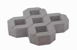 Pavaj din beton - Ekopor 40x40 - Sisteme de pavaje exterioare din beton - EPLRECO