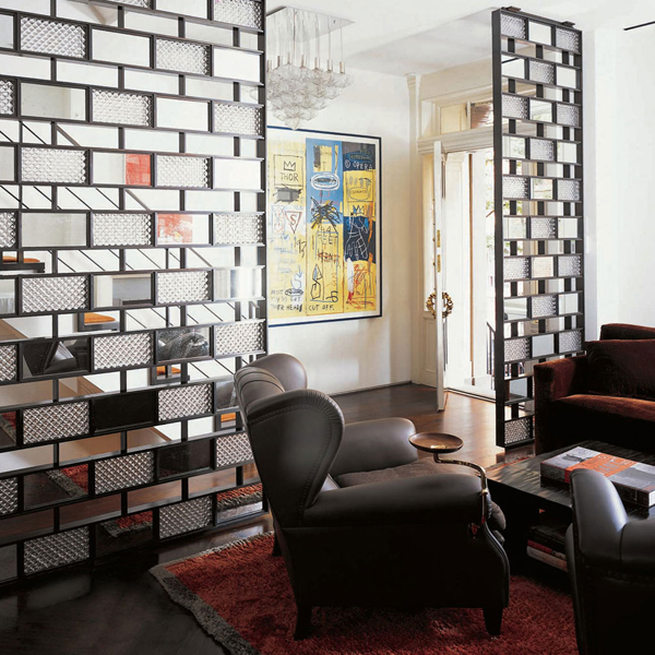 Peretii de compartimentare decorativi - perfecti pentru o camera de zi moderna - Peretii de compartimentare