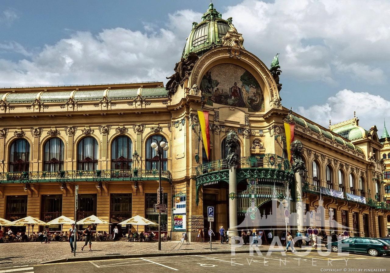 Casa Municipala - O călătorie arhitecturală prin Praga, orașul celor 100 de clopotnițe - partea a II-a