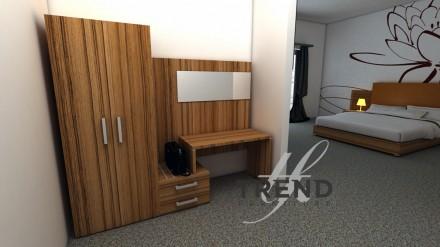 dulap camera hotel - Mobilier pentru camere de hotel