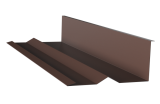 Bordura speciala calcan - Borduri din tabla plana