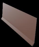 Pazie streasina - Borduri din tabla plana