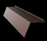 Sort rupere panta perete vertical - Borduri din tabla plana