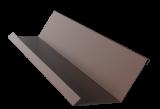 Sort supere panta - Borduri din tabla plana