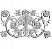 Element decorativ Frunza 3 - Elemente personalizate