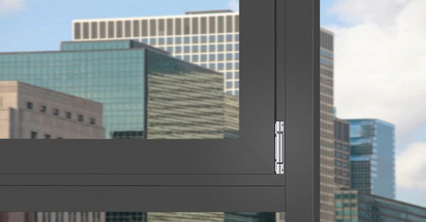 Roto AL feroneria universala pentru ferestre si usi de balcon din aluminiu - Roto AL feroneria