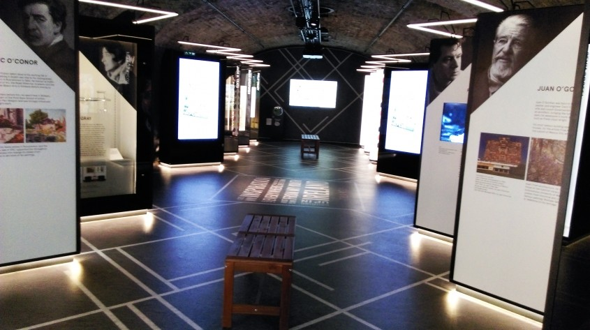 Arta si design - Muzeul Emigrației Irlandeze EPIC un spectacol vizual și interactiv care nu trebuie