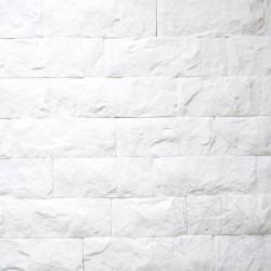 Marmura Thassos Scapitata 7cm x LL x 2.2cm - Piatra naturala decorativa marmura nihaki black