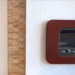 Marmura Rodon Wave 5 x 20cm - Piatra naturala decorativa marmura nihaki black