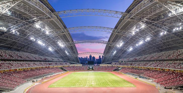 Stadionul SportsHub - Stadionul SportsHub