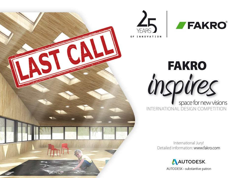 FAKRO Inspires - Space for New Visions - FAKRO Inspires - Space for New Visions