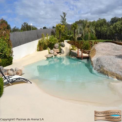 Piscine rezidentiale piscinas de arena - Piscinas de arena natursand ...