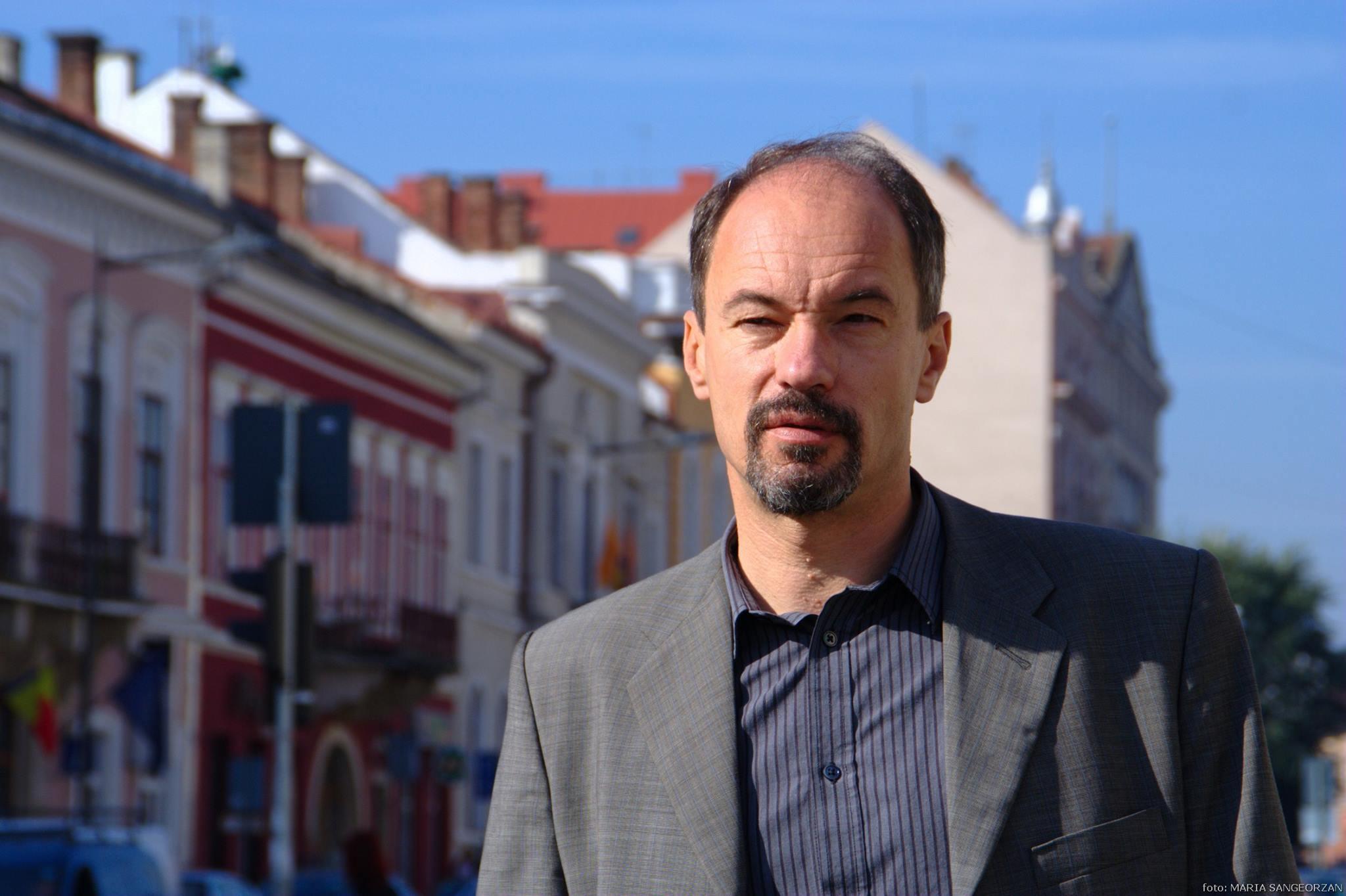 Serban Tiganas presedintele Ordinului Arhitectilor din Romania - Interviu cu Serban Tiganas presedintele Ordinului Arhitectilor din