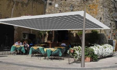 Panza fotovoltaica Tarpon Solar - Pânza cu celule fotovoltaice revoluționează industria energiei regenerabile