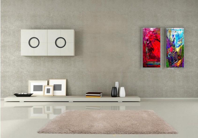 Covor Unidesign Poliester - Koty Design Colectia Emotion - Adauga stralucire unui living formal 1