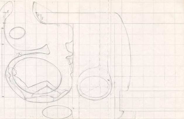 Schitele Clarinei Bezzola - Amenajarea casei unui artist un motiv bun ca să își dea frâu