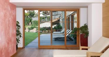 Roto Patio Life - Feronerie confortabila pentru usi culisante mari  - Mecanisme pentru usi de balcon si terasa
