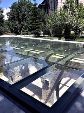O lucrare noua SPECTRUM INOVATIV & INDUSTRIES - Manastirea Radu Voda Bucuresti - O lucrare noua