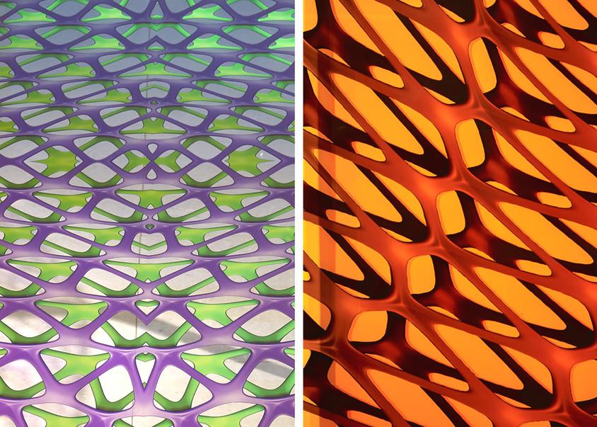 Hybrid Collection Mesh Pattern on Crystal by Mac Stopa for Casali - CASALI participă la prestigiosul