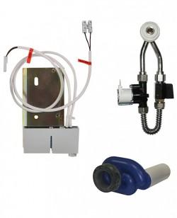 Unitate de spalare cu senzor radar pentru pisoar - SLP 68RZ  - Unitate de spalare cu senzor radar pentru pisoar