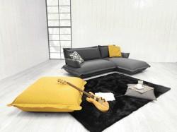 Covor Unidesign 70% Poliester/30% Polipropilena Tom Tailor Colectia Soft 230089-3P - Covoare