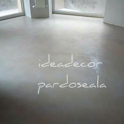 Pardoseli aplicate decorative microciment - Pardoseli decorative