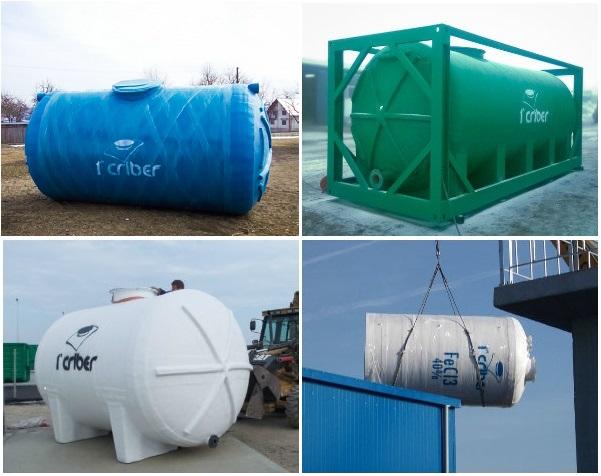 Rezervoare 1st Criber - Câte substanțe poți stoca în rezervoarele 1st Criber