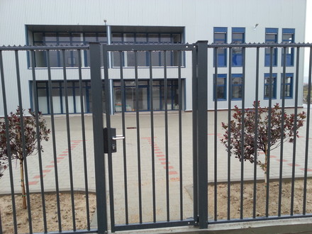 Poarta de acces pietonala HERAS - Porti de acces pietonal