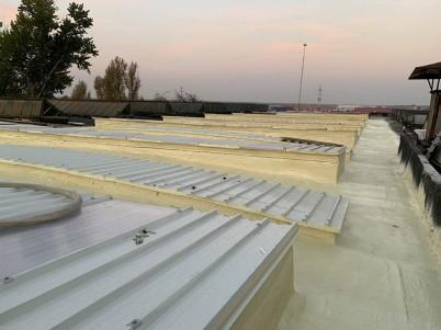 Impermeabilizari terase cu poliuree - Hidroizolatii terase cu poliuree