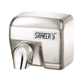 Uscator de maini automat din otel inox - SLO 02E - Uscatoare de maini