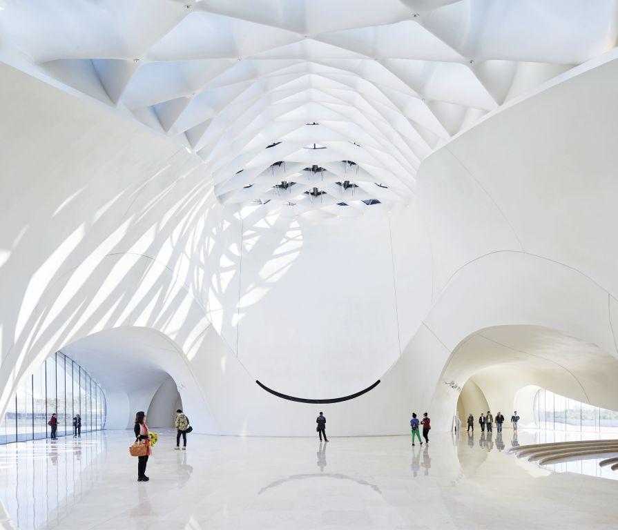 Harbin Opera House - Produsele Sika, folosite in proiecte arhitecturale capodopera la nivel international